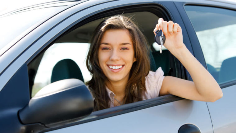 Teen Driver Training Package